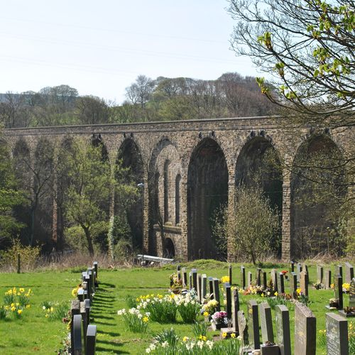 Chapel Milton viaduct