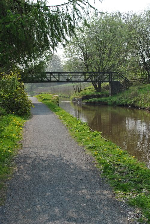 Bugsworth canal