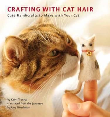 cat hair craft book