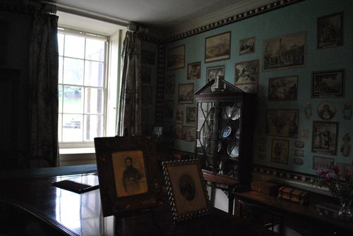 The Caricature Room, early 18C