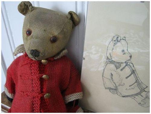 Sonata's teddy