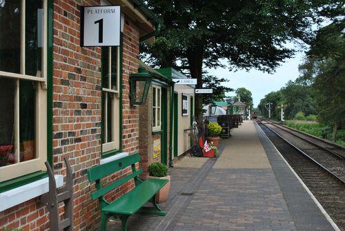Holt station