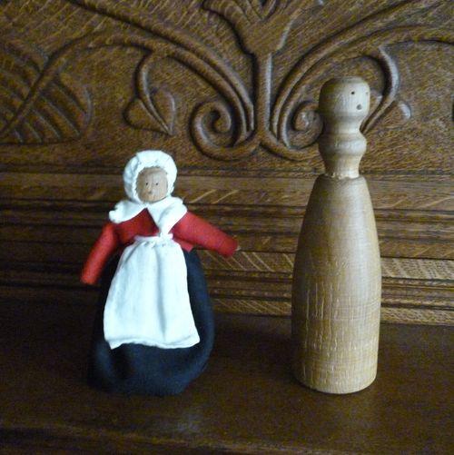 Bartholomew's dolls