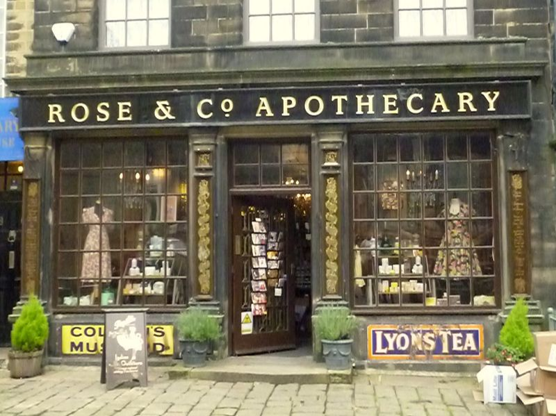 Rose and Co, Haworth