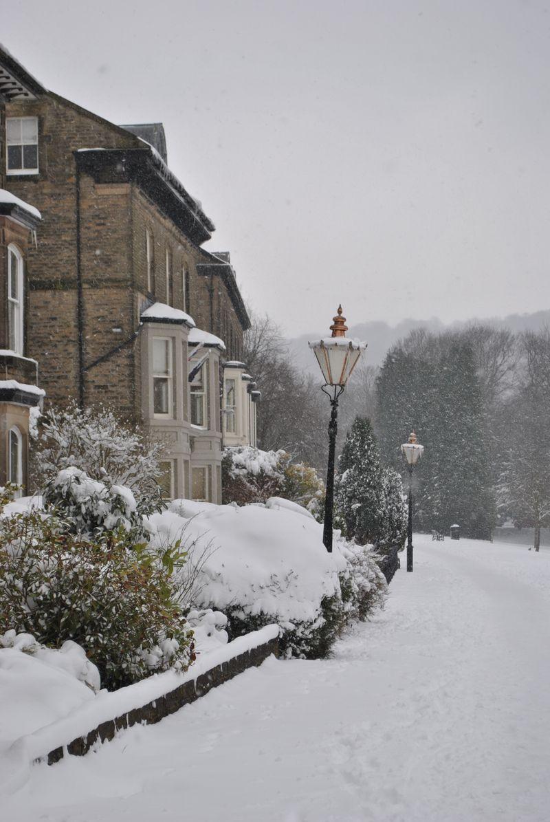 Broad Walk. Buxton