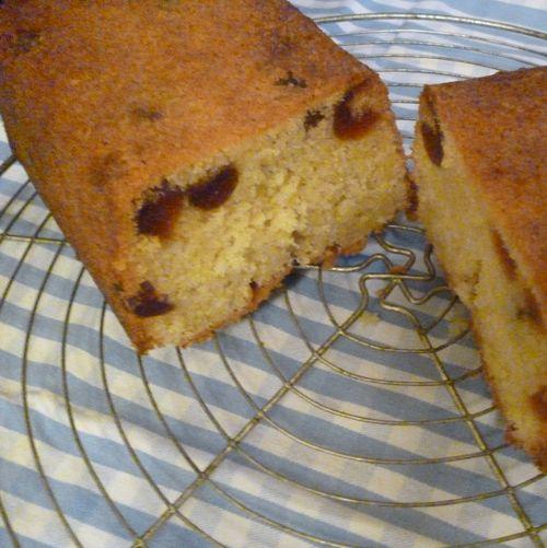 Cherry cake (Jane Brocket)