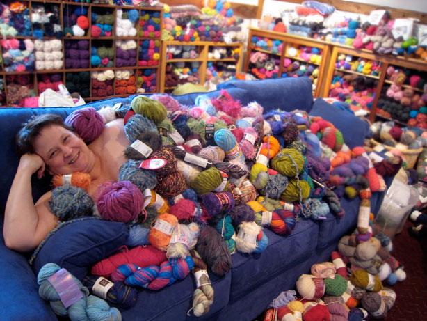 Yarn issues