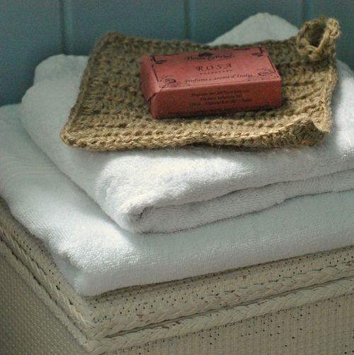 bath scrubber