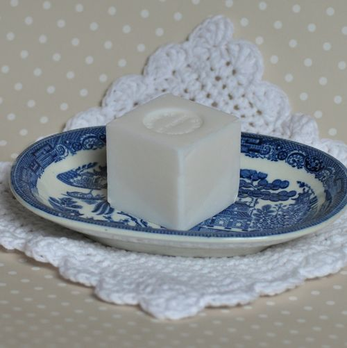 soap dish from old china, handmade gifts