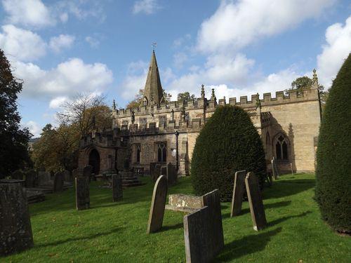 St Anne, Baslow