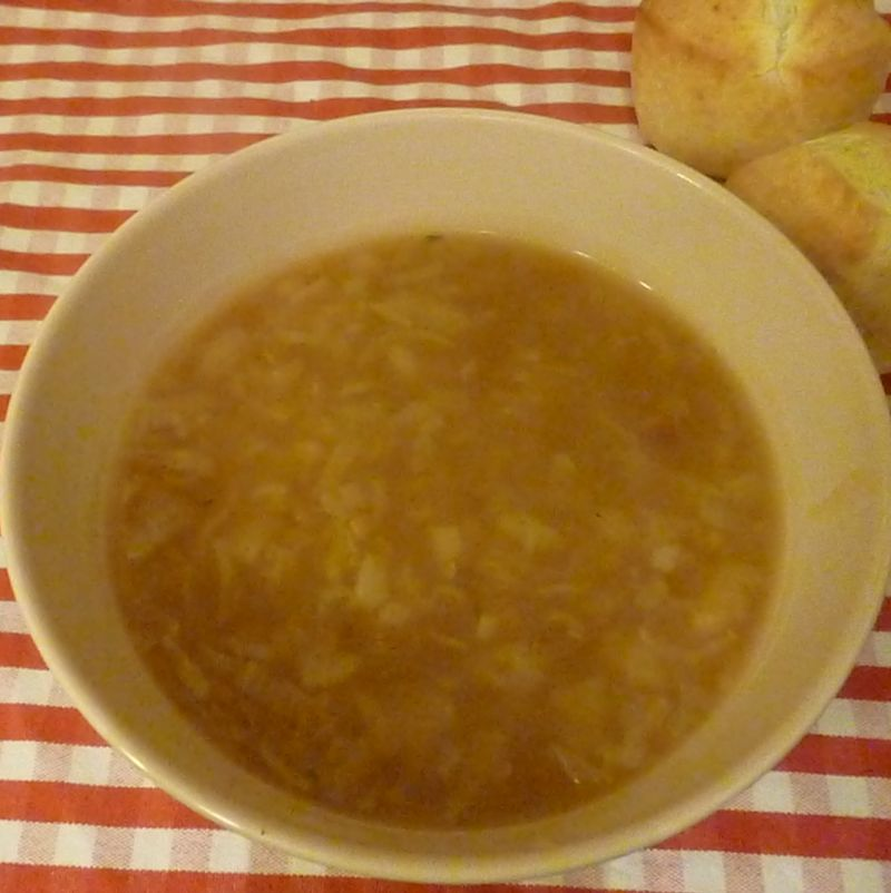 onion soup