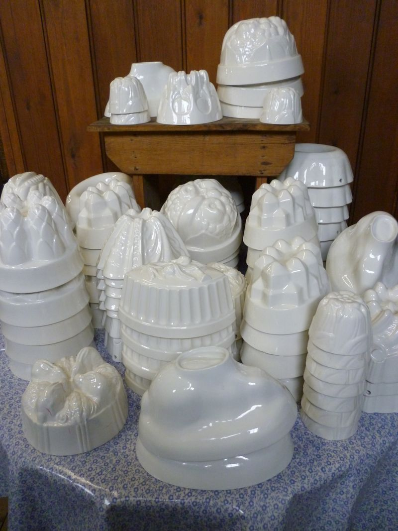 pot jelly moulds